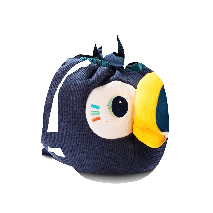 Lilliputiens Rucksack soft - Pablo