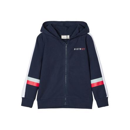 name it Sweatjacket pour garçons Nmmdavide saphir foncé