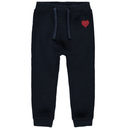 name it Girls Pantalones de chándal Nmfdalone zafiro oscuro