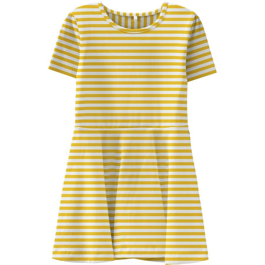 pojmenujte to Dívčí šaty Nmfvivette zlatý prut