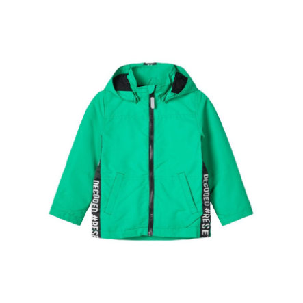 pojmenujte to Boys Jacket Nmmmax b right green