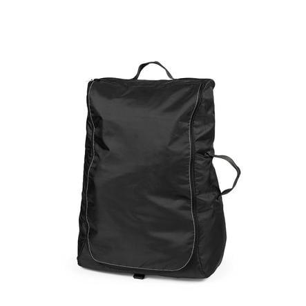 Peg Perego Borsa di trasporto Travel Bag con ruote per passeggino, nero