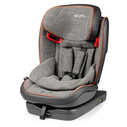 Peg Perego Kindersitz Viaggio 1/2/3 Via Wonder Grey