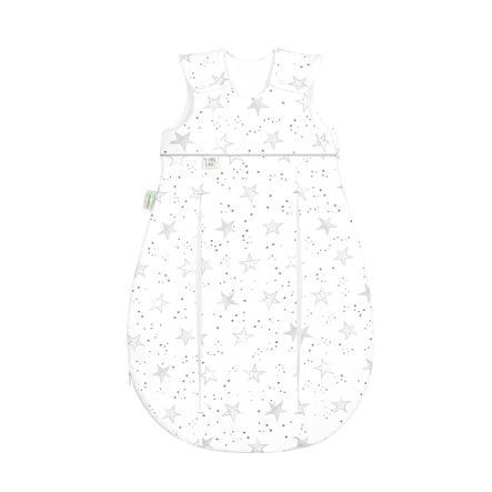 odenwälder Śpiwór Jersey Prima Klima scribble stars grey 60 cm - 110 cm