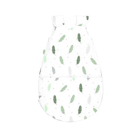 odenwälder Jersey sovepose Mucki®air fjær neon mynte 60 cm - 110 cm