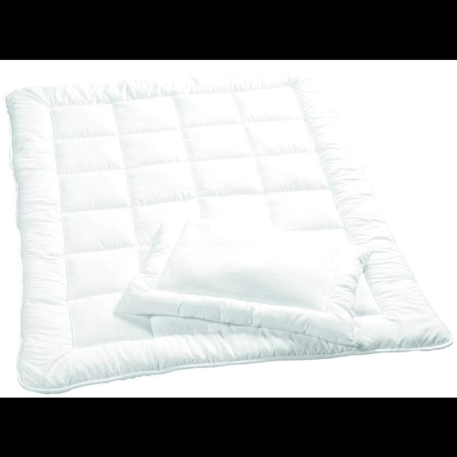 odenwälder Microfiber-sengesæt 2-delt 40 x 60/100 x 135 cm