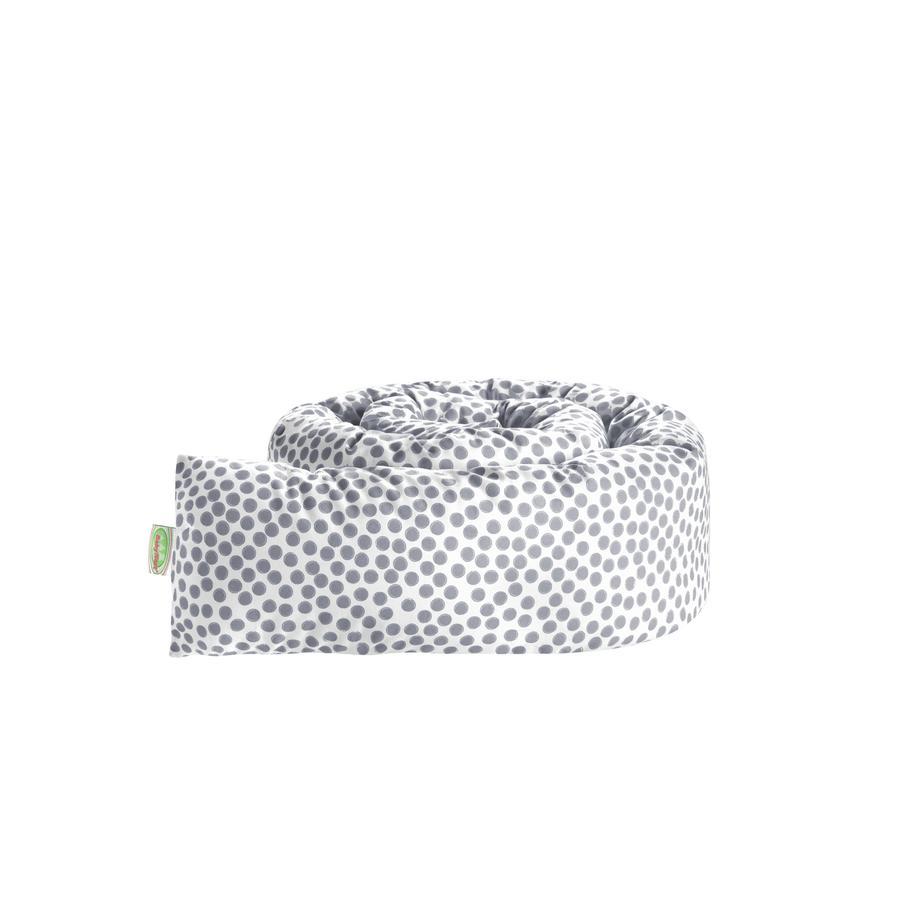odenwälder Nestchen-Rolle dots graphite