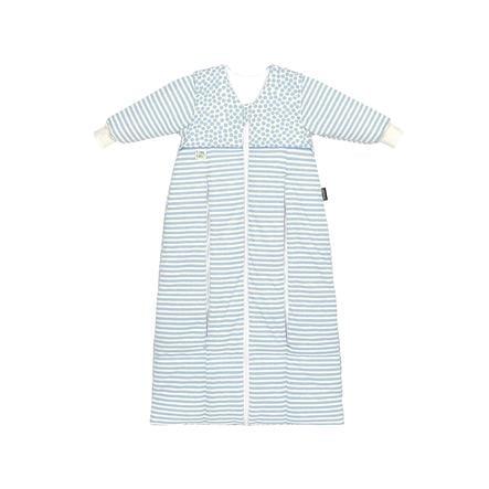 odenwälder slaapzak Thinsulate Prima Klima stripes bleu 70 cm - 130 cm