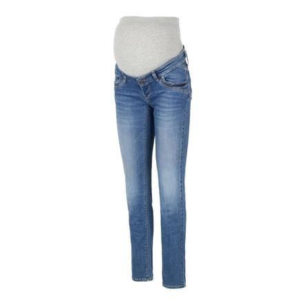 mama  licious graviditets jeans MLVILNIUS Medium Blue