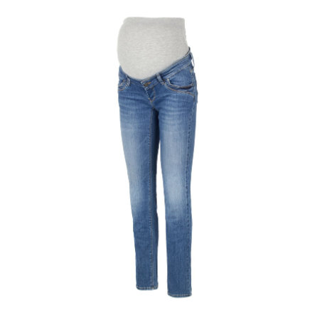 mamma  ondskapsfulle barsel-jeans MLVILNIUS Medium Blue