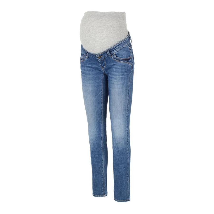 mama;licious Jeans de maternité MLVILNIUS Medium Blue