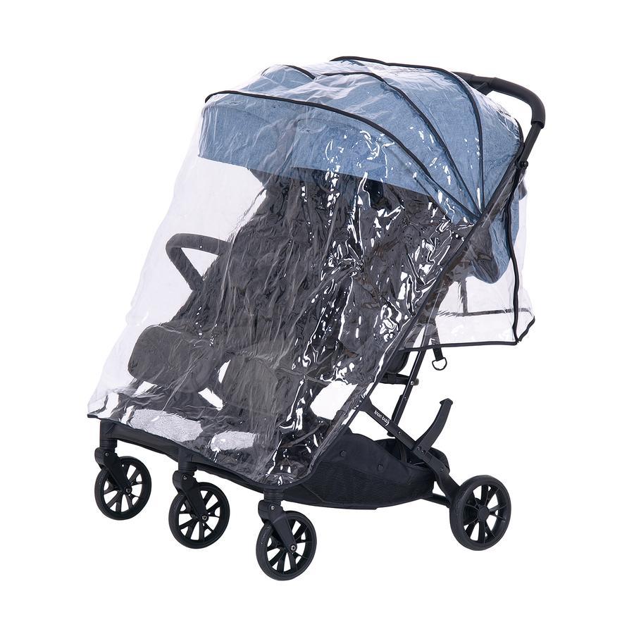 knorr-babys regntrekk til Twin - Easy Fold