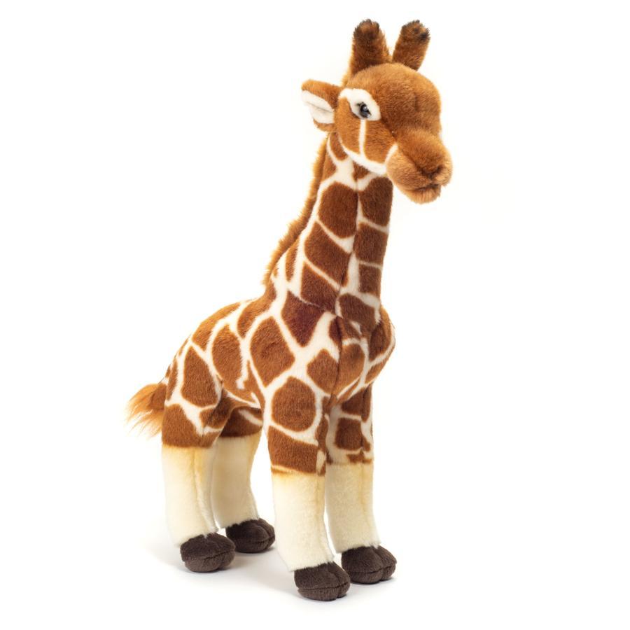 Teddy HERMANN® Giraffe stehend, 38 cm