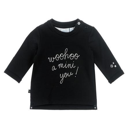 Feetje T-shirt manches longues enfant Woohoo Over The Rainbow noir