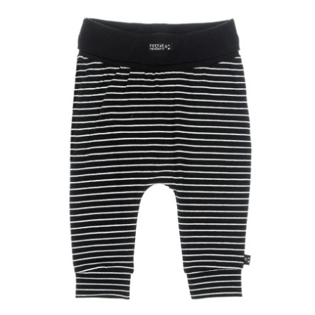 Feetje Pants Stripes Over The Rainbow svart