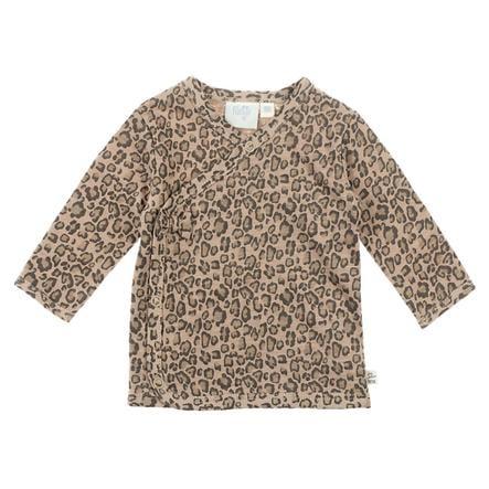 Feetje Wrap Shirt Panther Perfekt sand