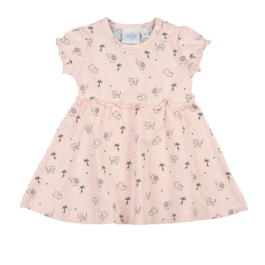 Feetje Sukienka AOP Dzika rzecz różowa