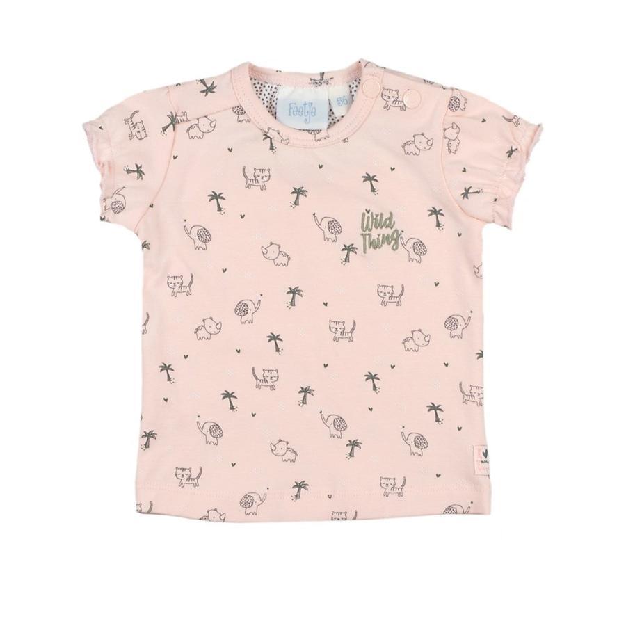 Tričko Feetje AOP Wild Thing růžové
