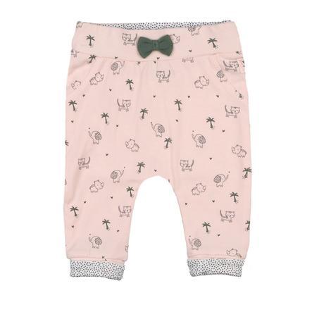 Feetje Pants AOP Wild Thing pink