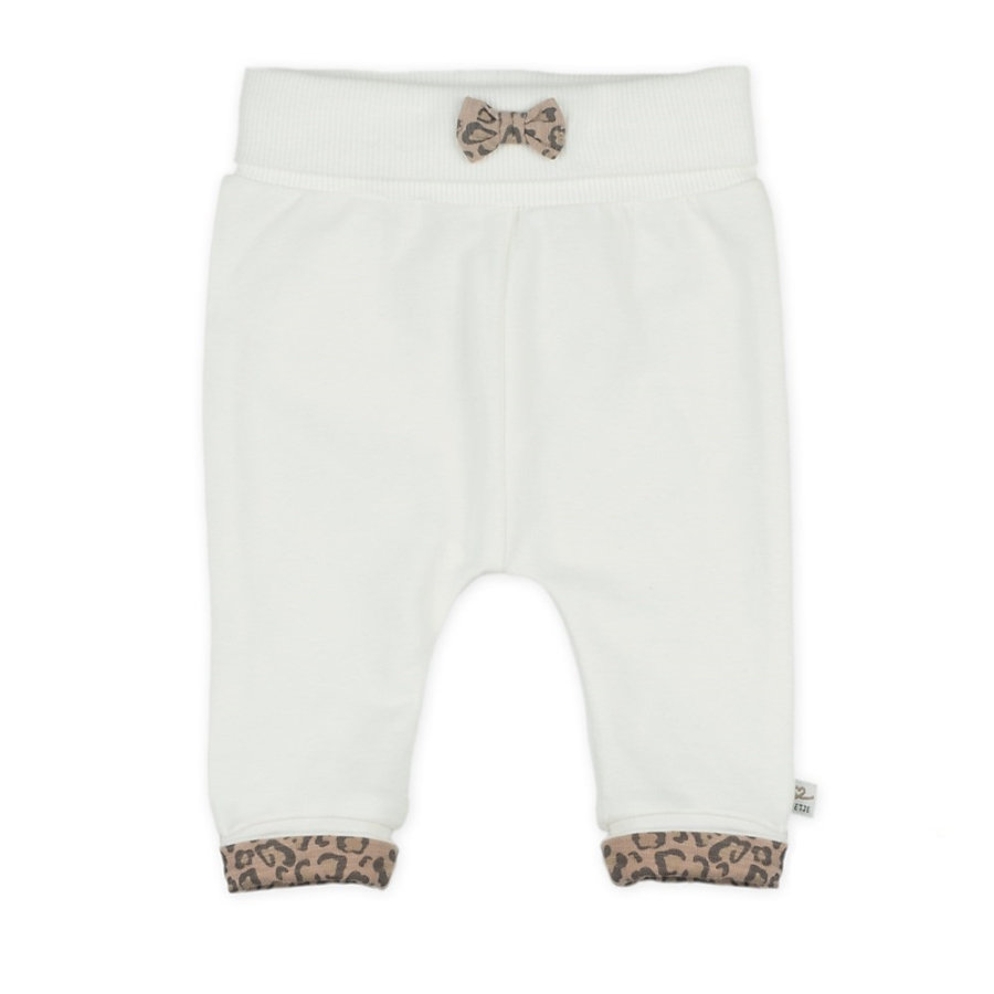 Feetje Pantalones Panther Perfect blanco antiguo