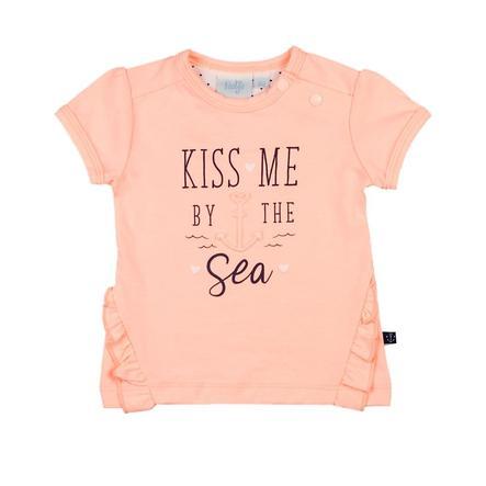 Feetje T-Shirt Kiss Me Sailor Girl pink