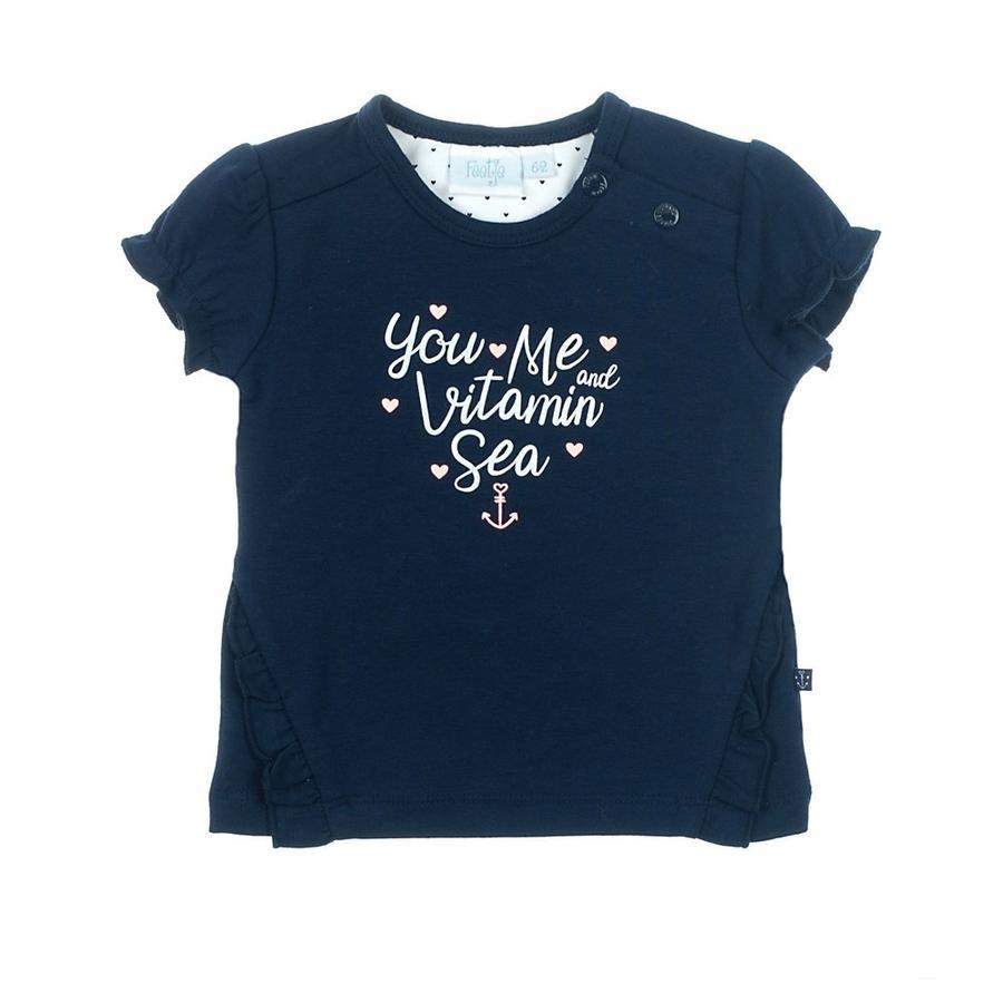 Feetje T-Shirt You Me Sailor Girl marine