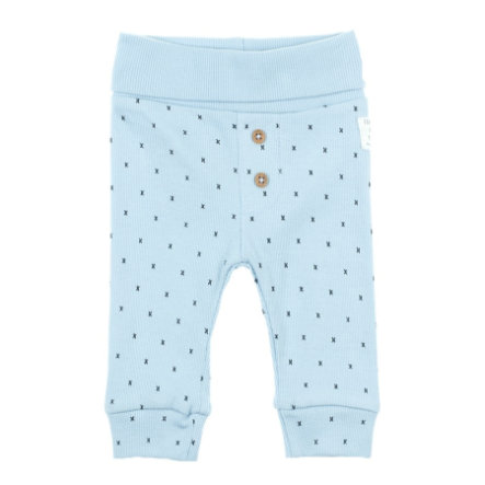 Feetje Hose Mini Person blau