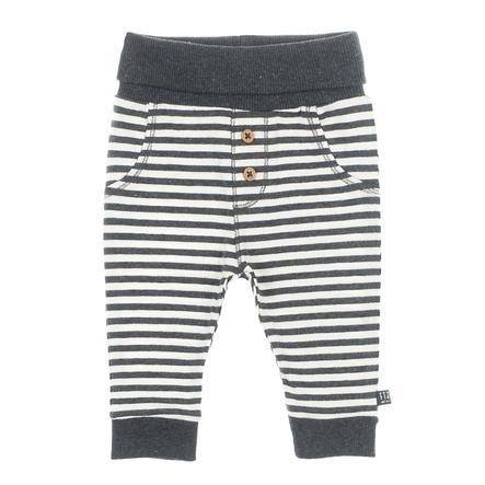 Feetje Pantaloni a righe mini persona antracite-melange