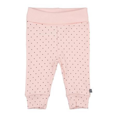 Kalhoty Feetje Dots Pink
