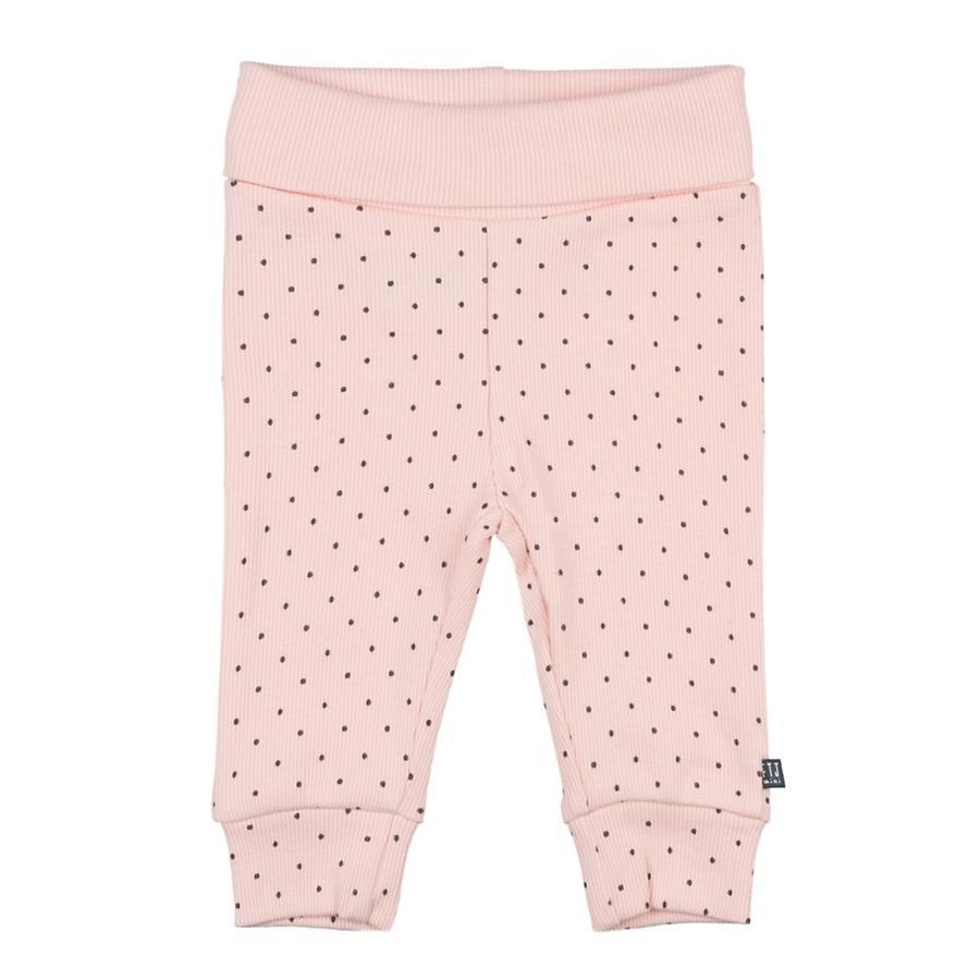 Feetje Pantalon à pois rose