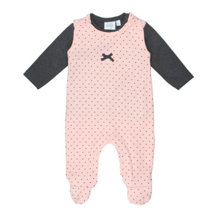 Feetje Peluches de 2 piezas de color rosa