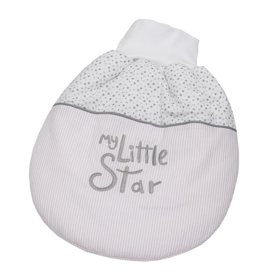 Be Be 's Collection Trappelzak gevoerd My Little Star roze