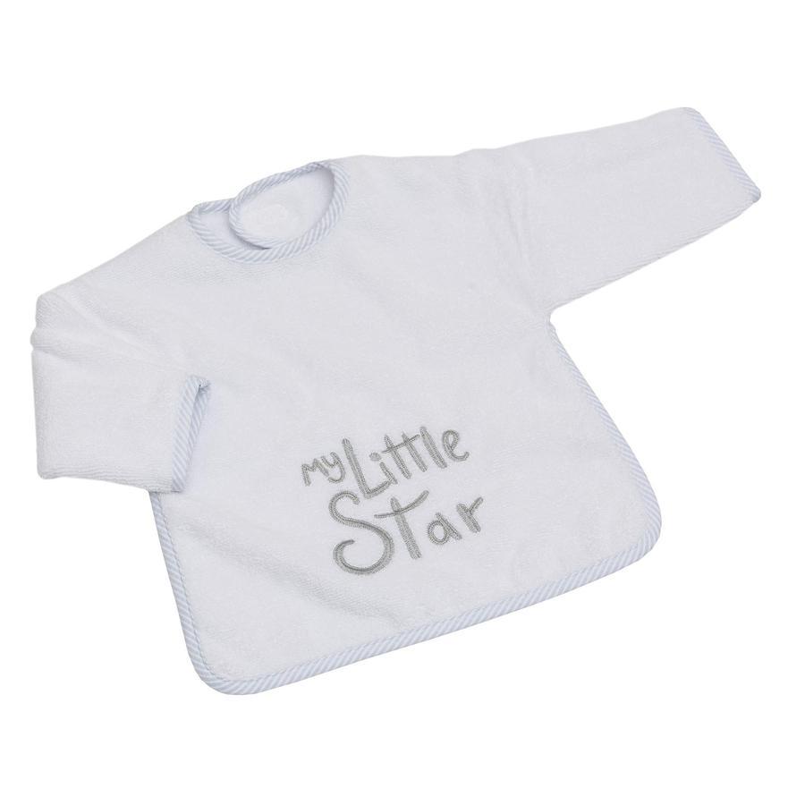 Be Be 's Collection smæk med velcro Min lille stjerne blå