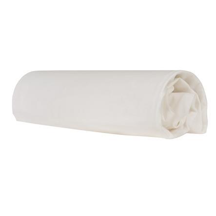 roba Spannbettlaken Jersey safe asleep® Canadian White 70x140 cm/ 60x120 cm