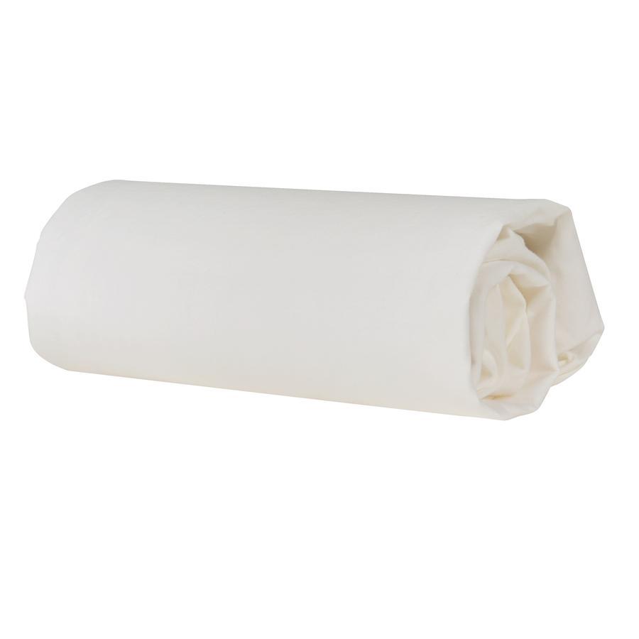 roba Spannbettlaken Jersey safe asleep® Canadian White 40x90 cm/ 45x90 cm
