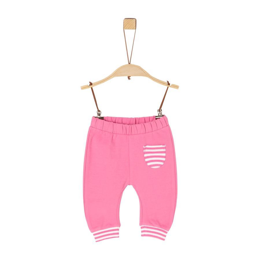 s. Oliver Sweatpants pink