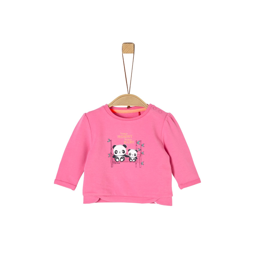 s. Oliven r Sweatshirt rosa