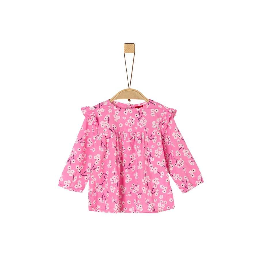 s. Oliver Bluse pink