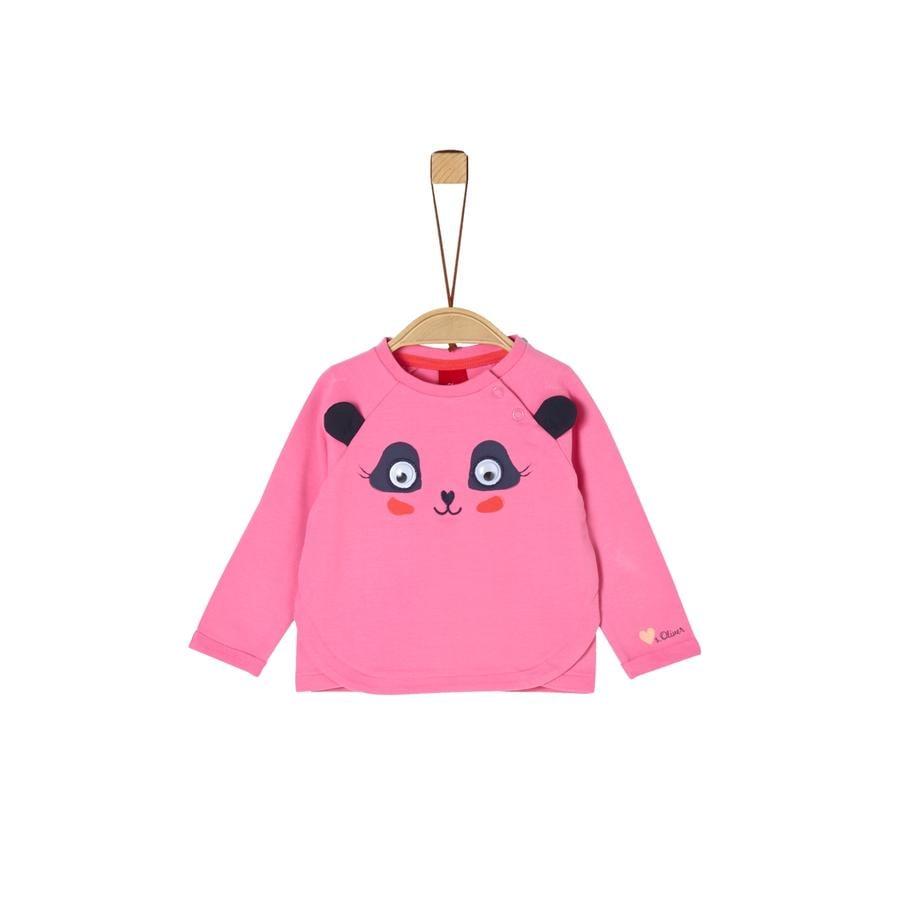 s. Olive r Sweatshirt roze