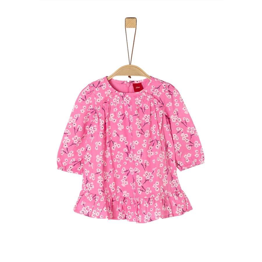 s. Oliv r Klänning rosa