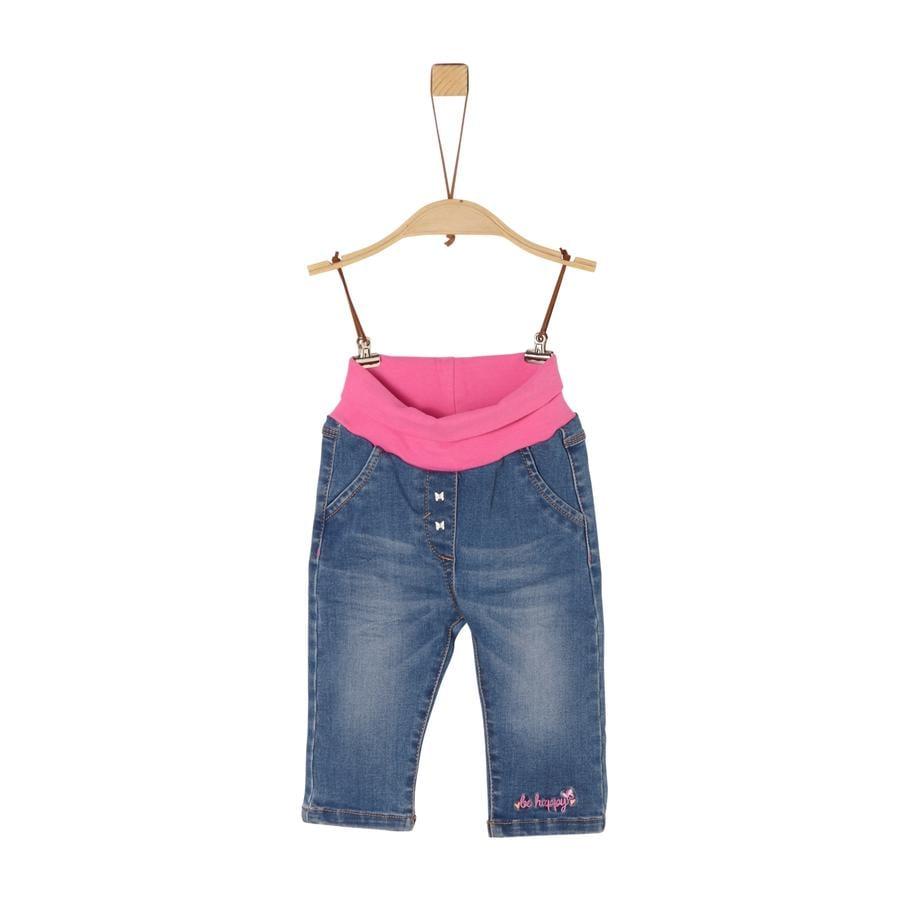 s. Olive r Jeans medium