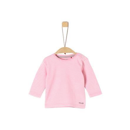 s.Oliver Langarmshirt rose stripe