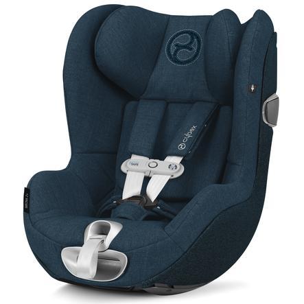 cybex PLATINUM Kindersitz Sirona Z i-Size Plus inklusive Sensorsafe Mountain Blue