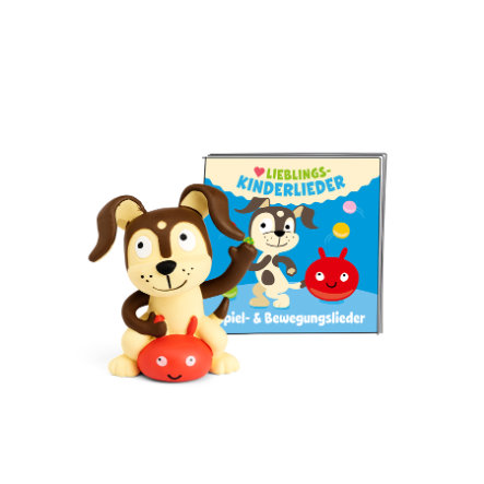 tonies® Lieblings-Kinderlieder - Spiel- & Bewegungslieder