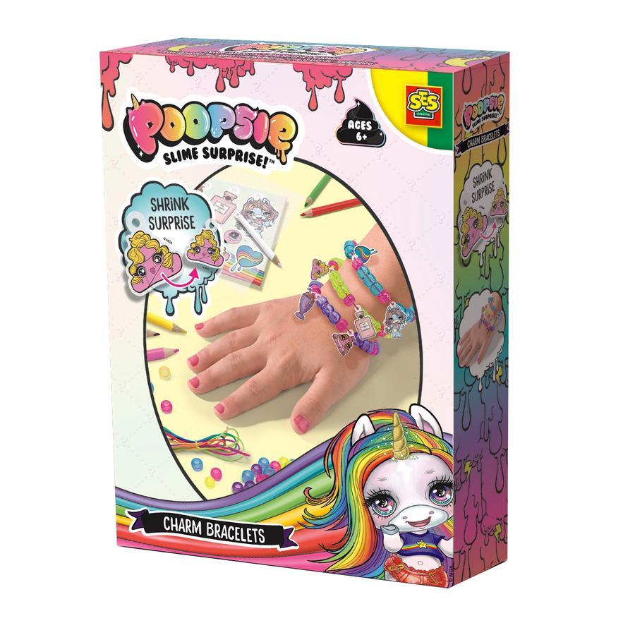 SES Creativ e® Poopsie amuletarmbånd
