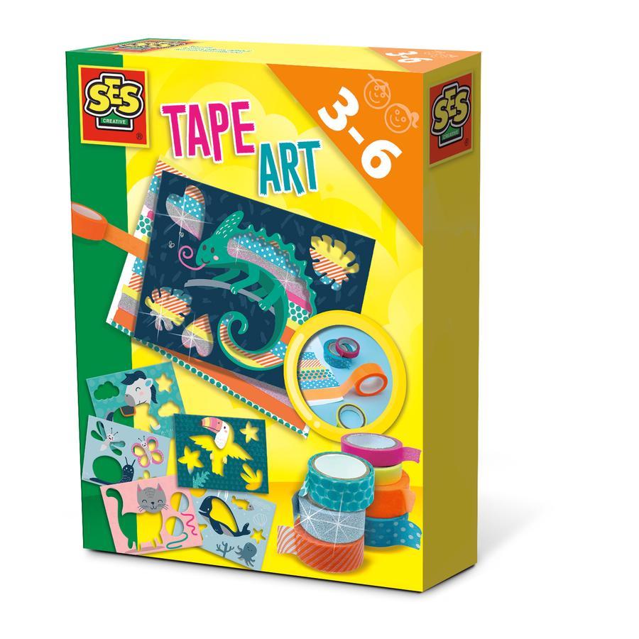 SES Creativ Animaux de type e® Tape