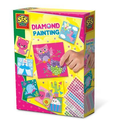 SES Creative Diamantová malba