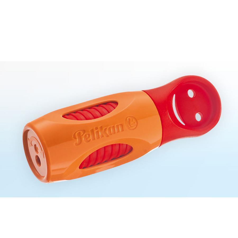 PELIKAN griffix® Pennvässare, röd/orange