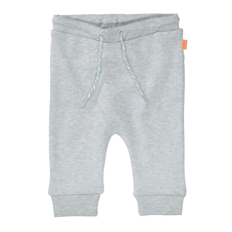 STACCATO  Pantaloni light grigio melange