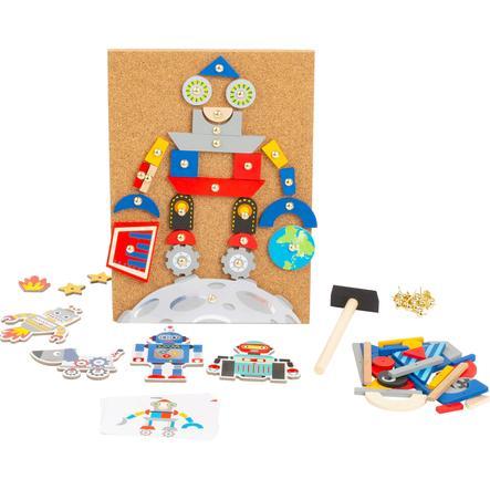small foot® Hämmerchenspiel Roboter